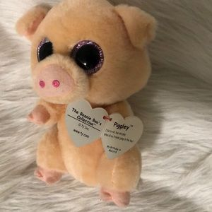 Other - Beanie boo's collection 'piggley'